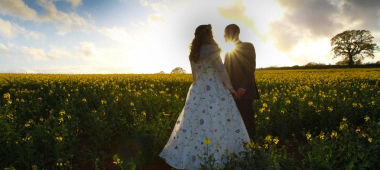 Countryside Weddings at Harefield Barn