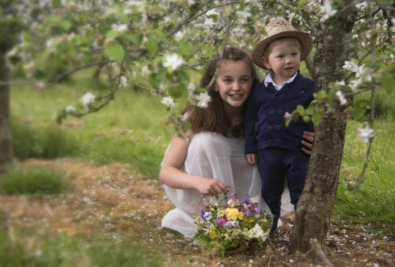 Hide and Seek? - Child friendly weddings at Harefield Barn